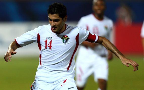 Abdallah Deeb Five danger men for the Socceroos Abdallah Deeb Jordan Goalcom