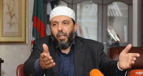 Abdallah Djaballah Fatima Ismal pouse d39Abdallah Djaballah quot Mon mari n