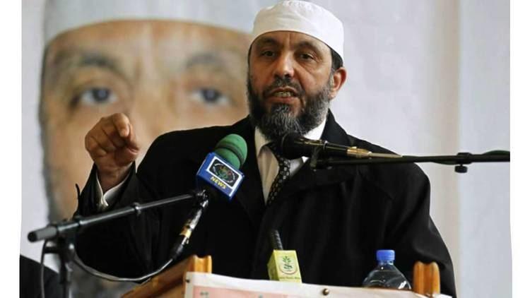Abdallah Djaballah Algrie 2014 lections prsidentielles en Algrie
