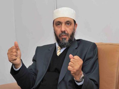 Abdallah Djaballah Abdellah Djaballah pour le quotidien Echourouk Bouteflika
