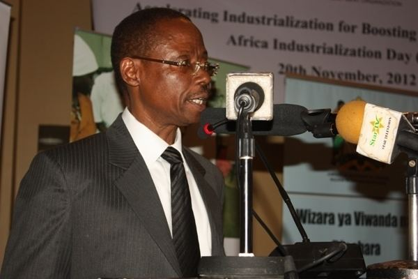 Abdallah Kigoda Focus on priority areas Tanzania exporters told
