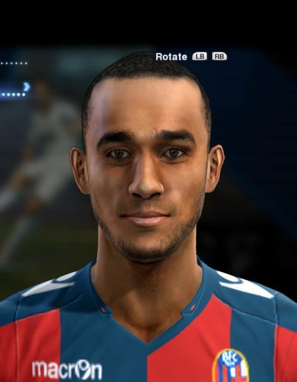 Abdallah Yaisien Faces by bradpit62 PESFaces Download realistic faces