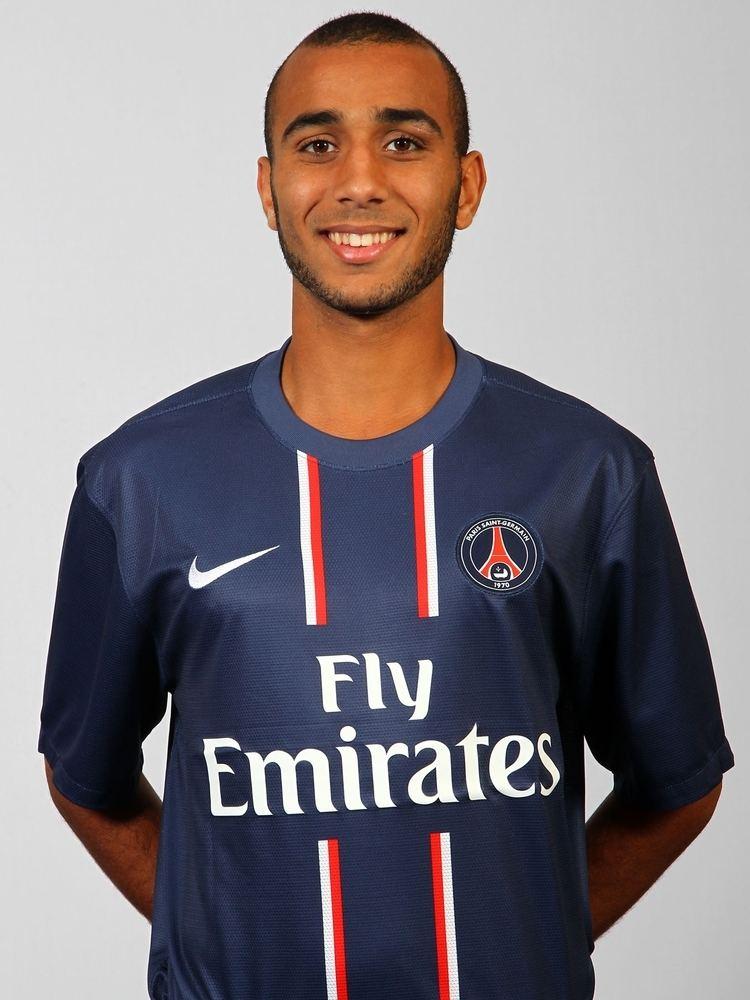 Abdallah Yaisien Abdallah YAISIEN CFA Fiche joueur Formation PSGfr