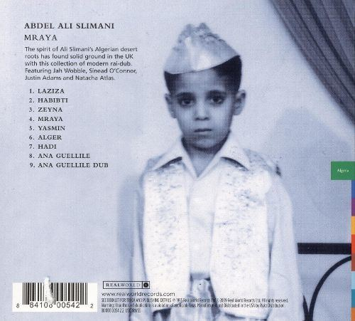 Abdel Ali Slimani Mraya Abdel Ali Slimani Songs Reviews Credits AllMusic