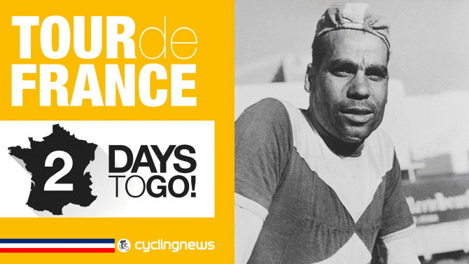 Abdel-Kader Zaaf Retro The 1950 Tour de France and the forgotten first