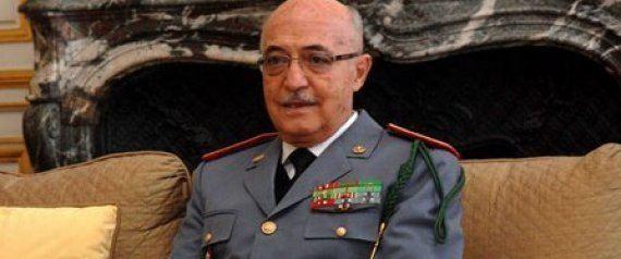 Abdelaziz Bennani Mort du gnral Abdelaziz Bennani Les FAR de nouveau endeuilles