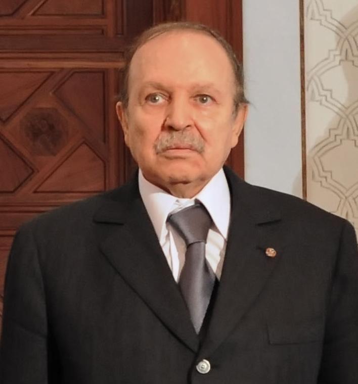 Abdelaziz Bouteflika FileAbdelaziz Bouteflikajpg Wikimedia Commons