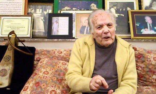 Abdelhadi Tazi Maroc L39historien Abdelhadi Tazi n39est plus