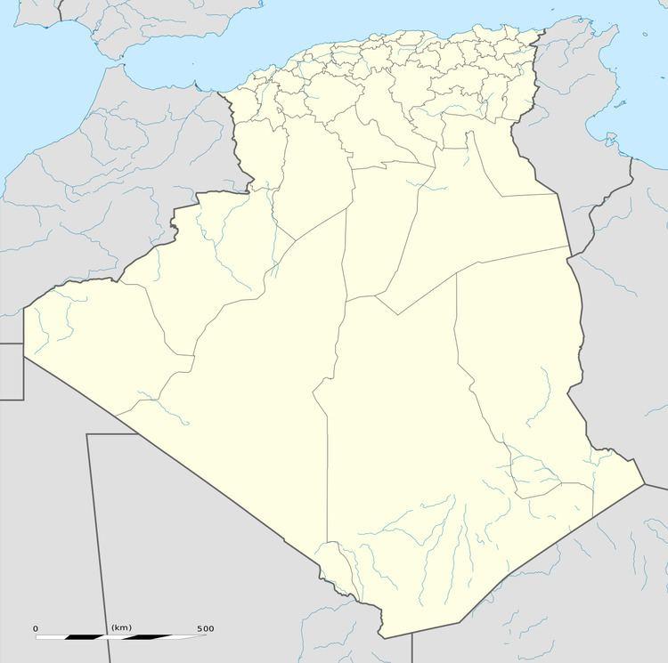 Abdelhafid Boussouf Bou Chekif Airport