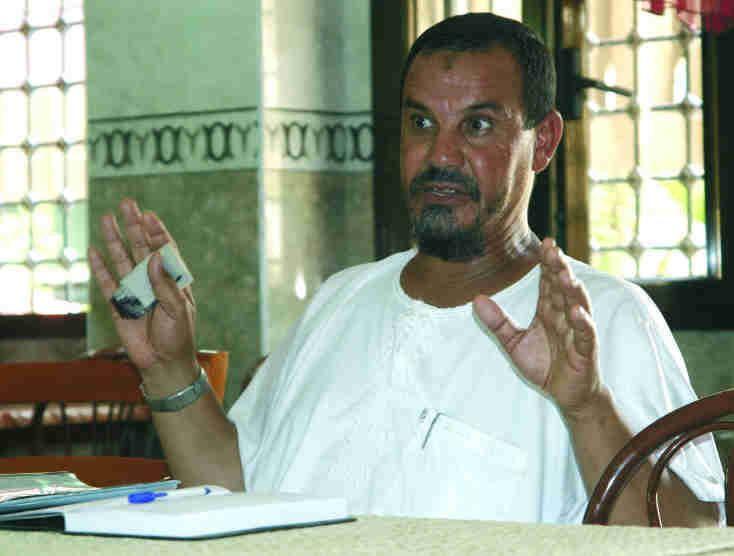 Abdelhak Layada L39ancien chef du GIA propose ses services l39Etat