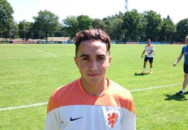 Abdelhak Nouri Nouri quotMentaal meer kapot dan fysiekquot Goalcom