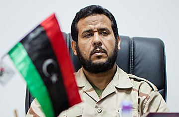 Abdelhakim Belhadj We Are Simply Muslim39 Libyan Rebel Chief Denies AlQaeda