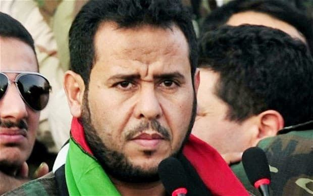Abdelhakim Belhadj Libyan commander Abdelhakim Belhadj withdraws cooperation