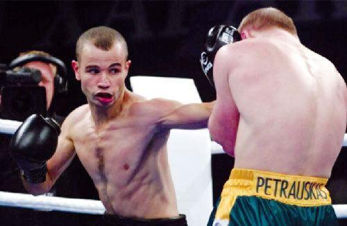 Abdelkader Chadi AIBA Pro Boxing APB 2e journe Abdelkader Chadi bat le