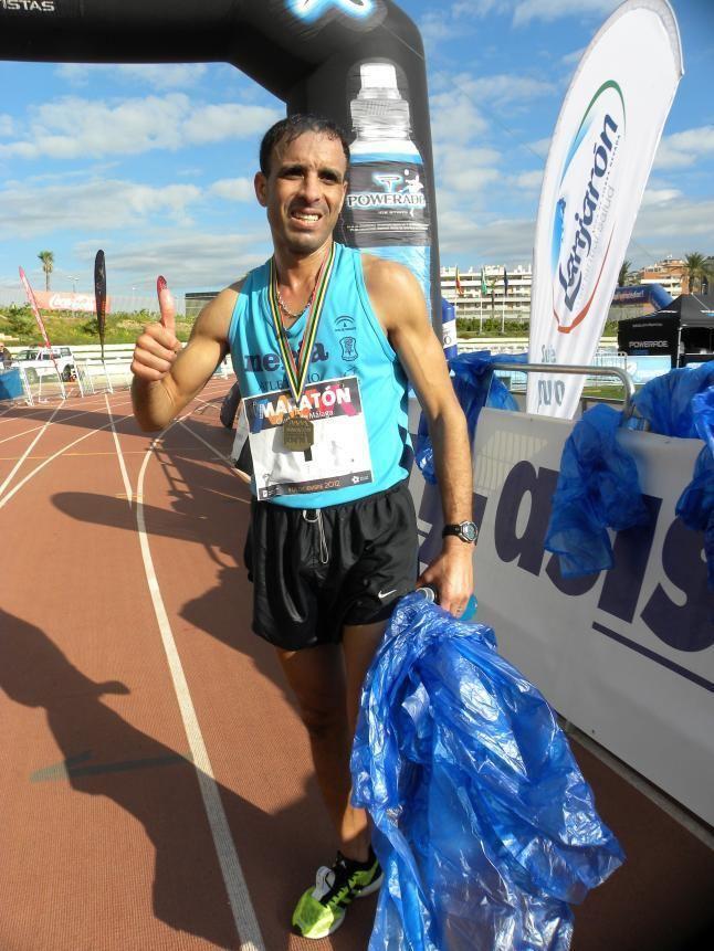 Abdelkader El Mouaziz El Mouaziz destapa algunas de las miserias del atletismo