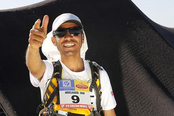 Abdelkader El Mouaziz 29me Sultan MARATHON DES SABLES 0604 Abdelkader El