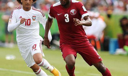 Abdelkarim Hassan Asia39s Rising Stars Abdelkarim Hassan Sandals For Goalposts