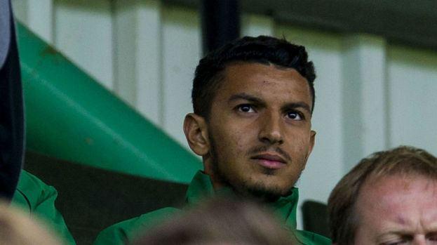 Abdellah Zoubir Abdellah Zoubir excited for Hibernian debut after scoring