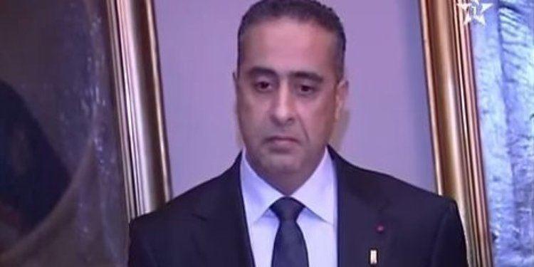 Abdellatif Hammouchi Abdellatif Hammouchi patron de la DGST dcor par la France Actu