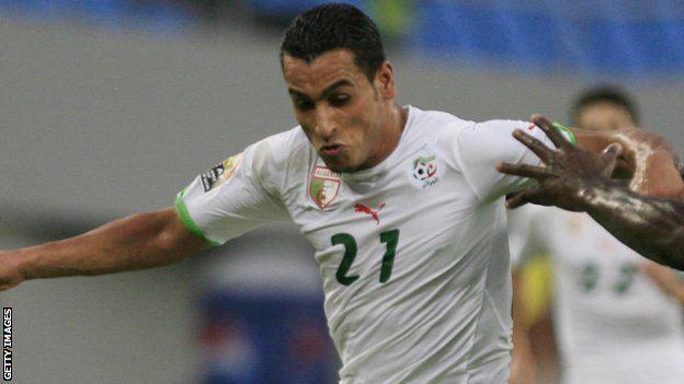 Abdelmalek Ziaya BBC Sport Setif stun Mazembe in Champions League semifinal