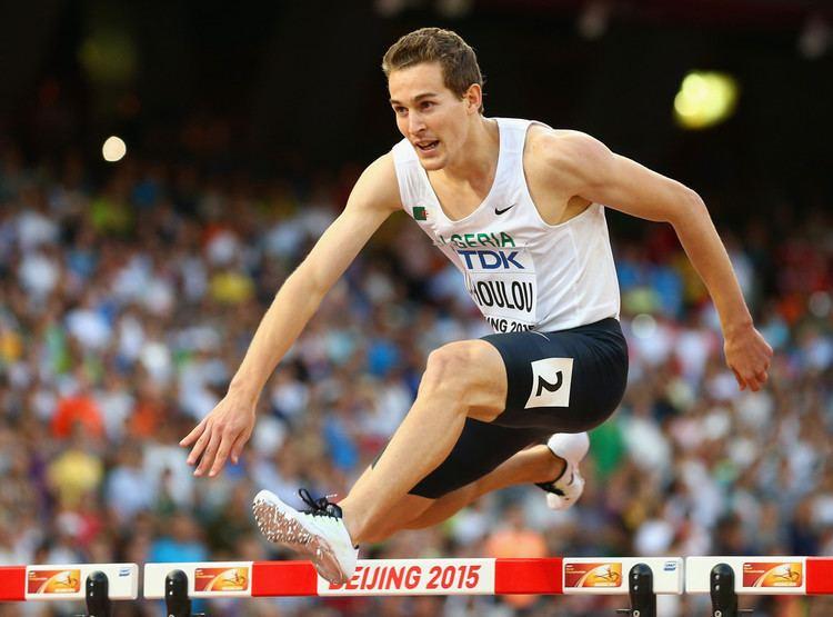 Abdelmalik Lahoulou Abdelmalik Lahoulou Photos Photos 15th IAAF World Athletics