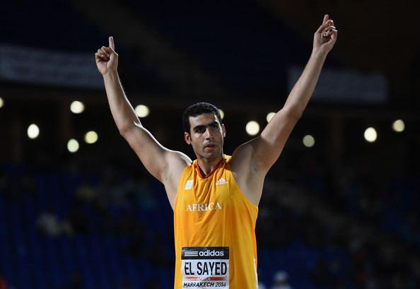 Abdelrahman El-Sayed Ihab Abdelrahman El Sayed Photos IAAF Continental Cup