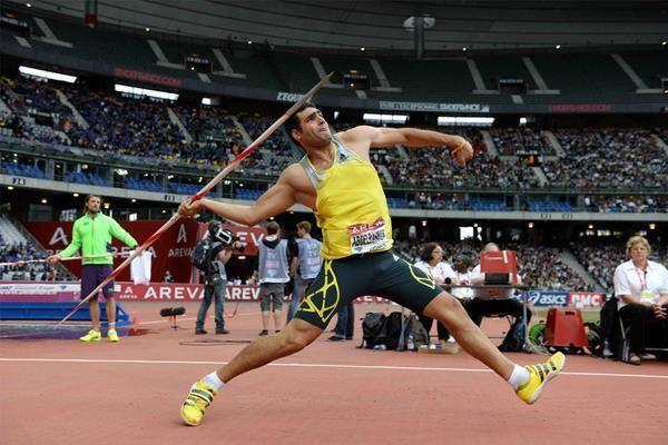 Abdelrahman El-Sayed Ihab Abdelrahman El Sayed almost the Pharaoh of throwing