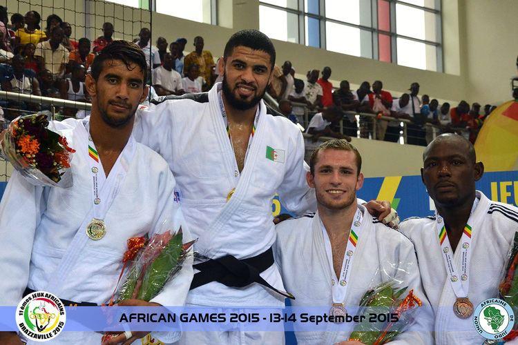 Abderrahmane Benamadi Abderrahmane Benamadi Judoka JudoInside