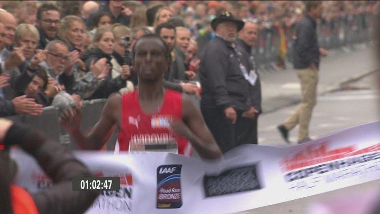 Abdi Hakin Ulad Abdi Hakin Ulad ny danmarksmester i halvmaraton Copenhagen