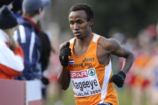 Abdi Nageeye Abdi Nageeye the runclub