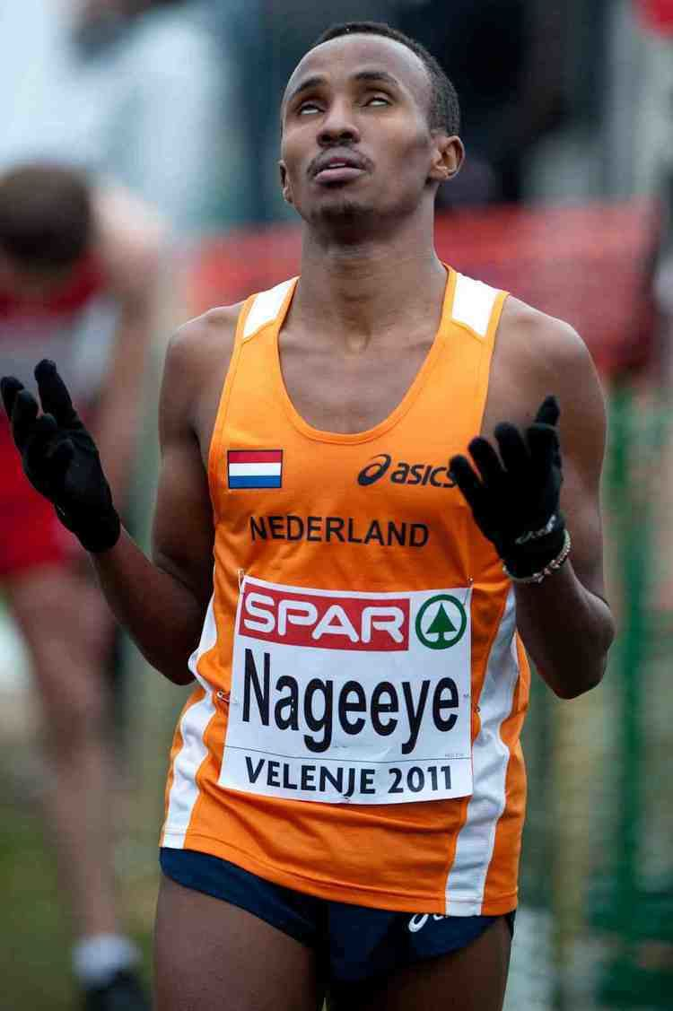Abdi Nageeye Abdi Nageeye Olympische Spelen Rio 2016 atletiek Marathon