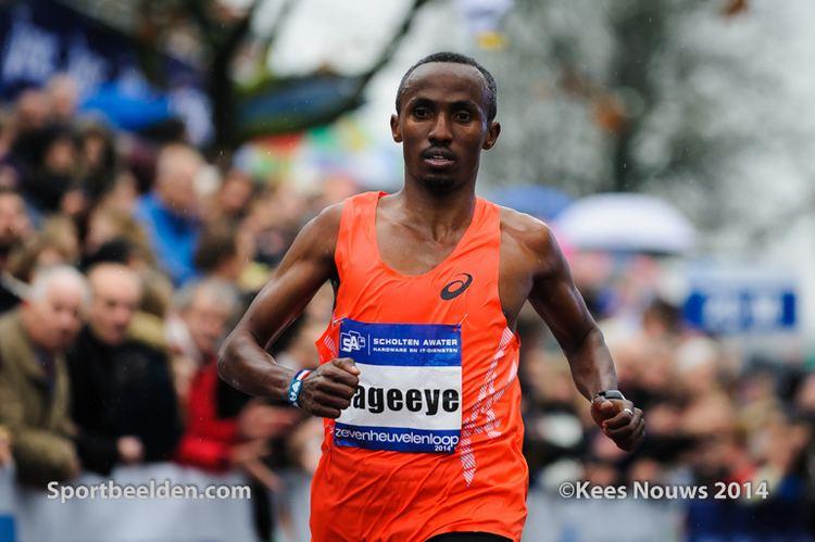 Abdi Nageeye Abdi Nageeye wil podiumplek in Egmond en kiest daarna voor Boston