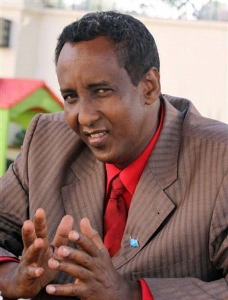 Abdirashid Mohamed Hidig Classify Somali politician Abdirashid Mohamed Hidig