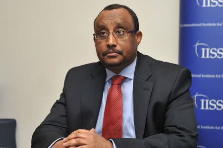 Abdiweli Mohamed Ali Somalia39s transition rebuilding the state and security IISS
