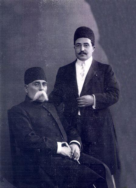 Abdol Majid Mirza Soltan Abdol Majid mirza EynedDowleh