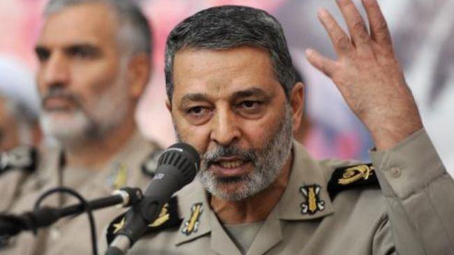 Abdolrahim Mousavi Iranian Army Brigadier General Abdolrahim Mousavi