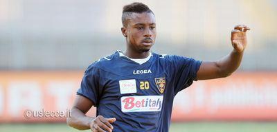 Abdou Doumbia Doumbia giallorosso US Lecce Sito ufficiale