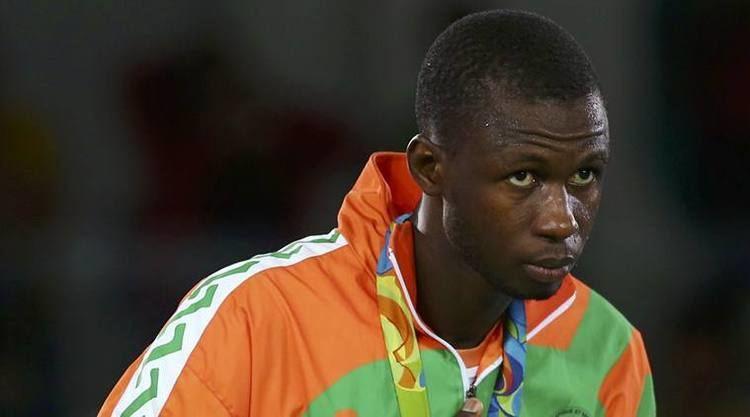 Abdoul Razak Issoufou Issoufou Alfaga Abdoulrazak39s silver in taekwondo boosts African