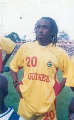 Abdoul Salam Sow salam sow allez le syli national de guinee
