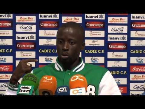 Abdoulaye Fall 251012 RP Abdoulaye Fall Cdiz CF YouTube