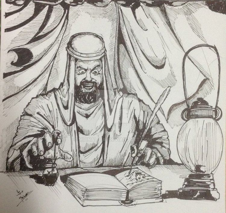 Abdul Alhazred - Alchetron, The Free Social Encyclopedia