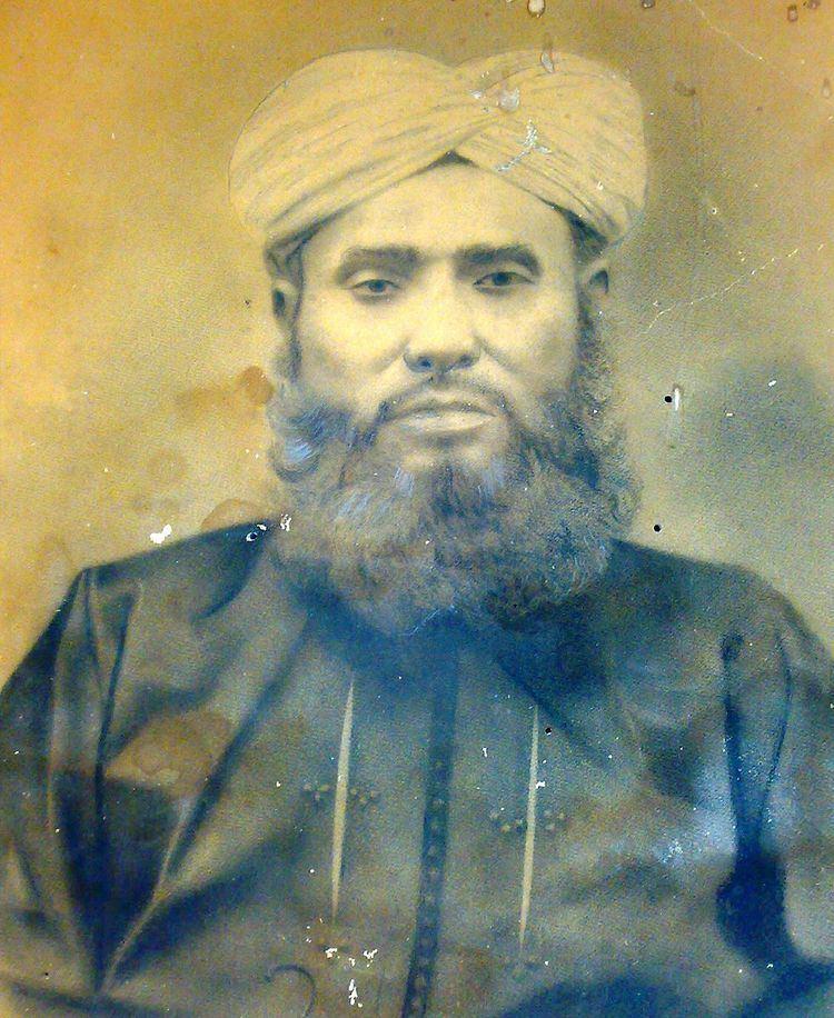 Abdul Ghani Saheb Saudagar