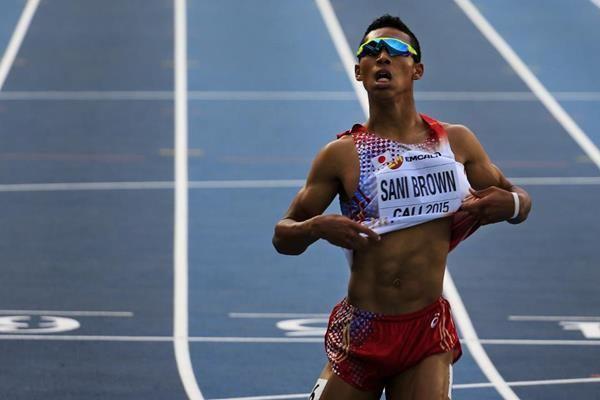 Abdul Hakim Sani Brown IAAF Rising Star Sani Brown now focuses on 2016 iaaforg