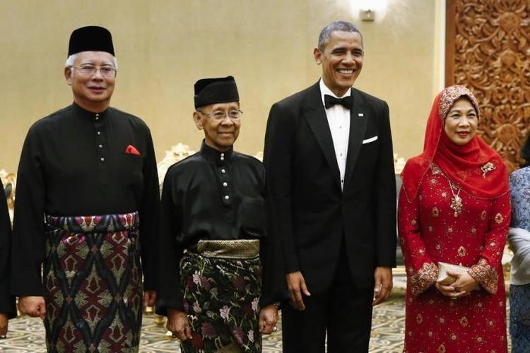 Abdul Halim of Kedah President Obama In South Korea And Malaysia The Obama Diary