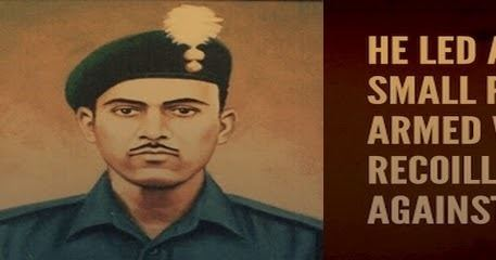 Abdul Hamid (soldier) Why Havildar Abdul Hamid Is One of Indian Armys Most Celebrated