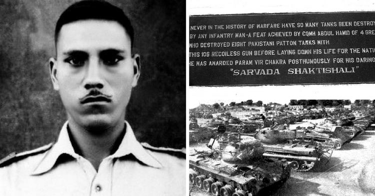Abdul Hamid (soldier) Why Havildar Abdul Hamid Is One of Indian Armys Most Revered Soldiers
