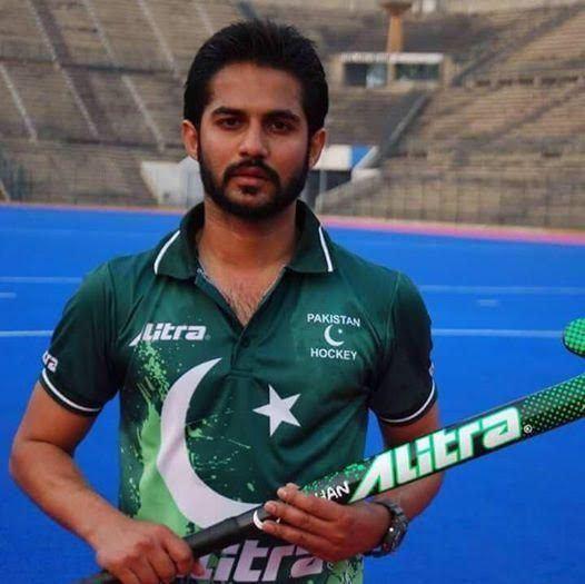 Abdul Haseem Khan Ace striker Abdul Haseem Khan will lead Pakistan team in the HWL2017