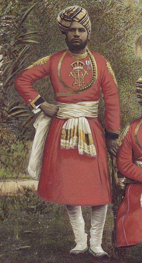 Abdul Karim (the Munshi) Victoria amp Abdul The 24yearold Indian servant the