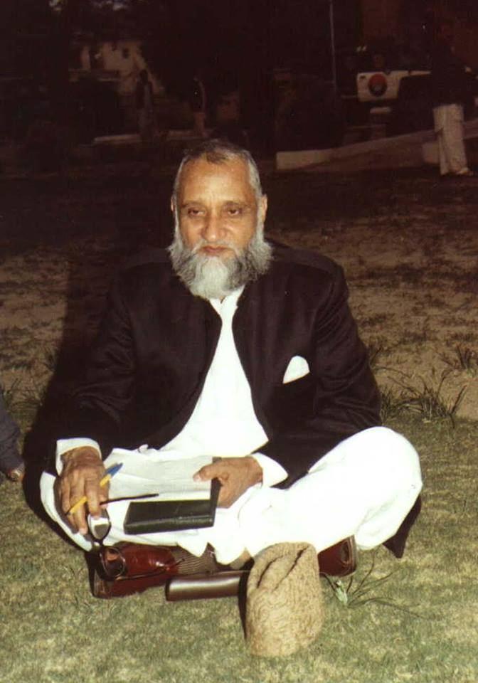 Abdul Qayyum Khan Historical Pictures of Sardar Abdul Qayyum Khan with Political