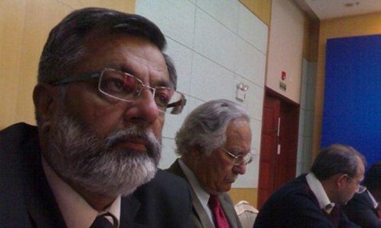 Abdul Rashid Godil Abdul Rashid Godil A profile Pakistan DAWNCOM